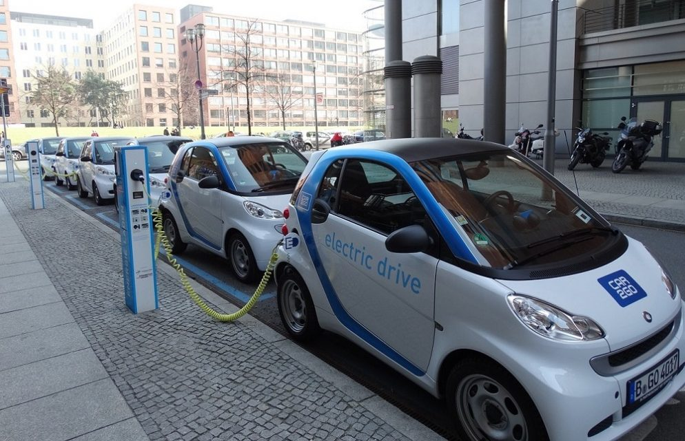 Electrical car provides new customer experience
