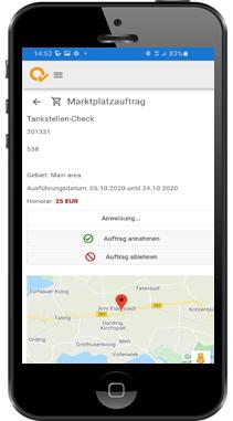 Neue Globis App