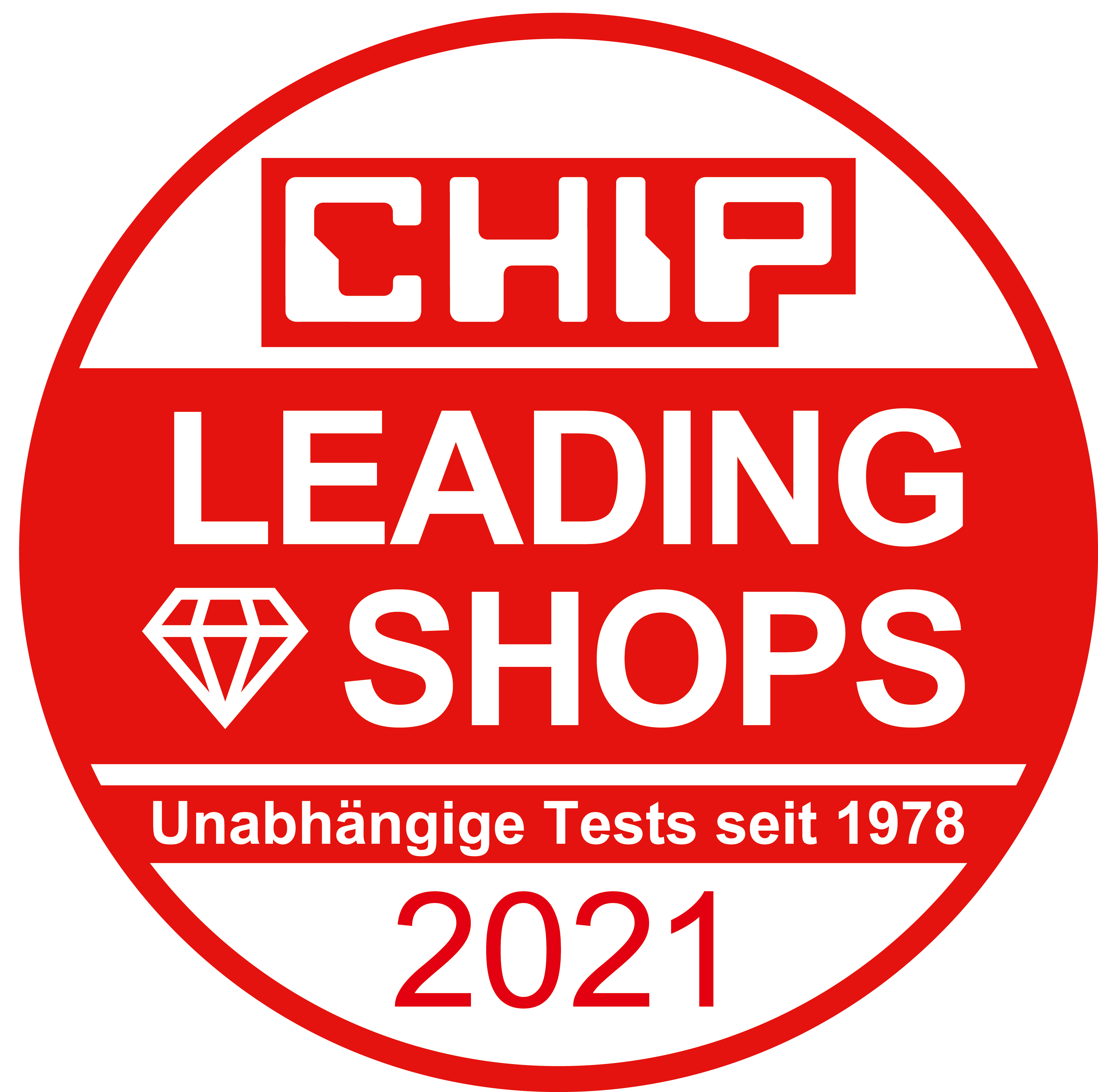 CHIP Leading Shops 2021